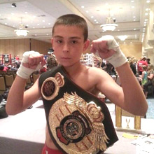 Fighter Matt Artinger