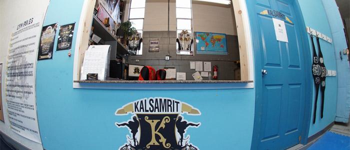Kalsamrit Front Desk