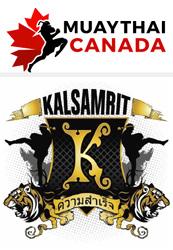 Canada's 2016 Junior National Muay Thai Team