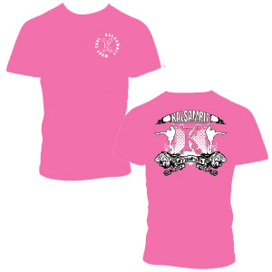 Pink Martial Art Shirts