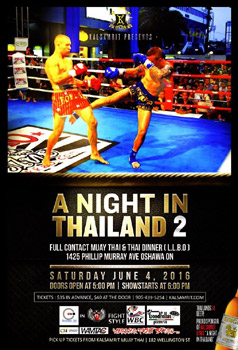 A Night In Thailand 2
