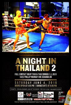 A Night In Thailand 2