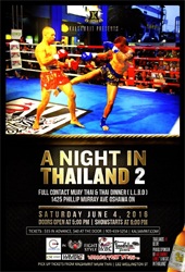 Night in Thailand 2 Event