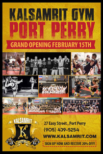 Port Perry Martial Arts