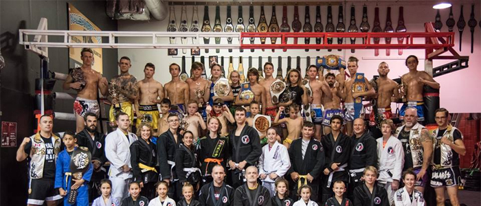 Port Perry MMA