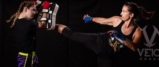 Ladies Kickboxing Class