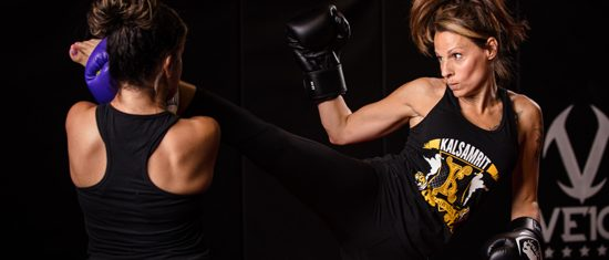 Kickboxing For Ladies