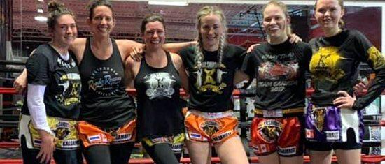 Durham Region Ladies Kickboxing