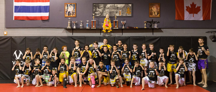 Kid's Muay Thai