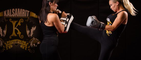Ladies Only Kickboxing