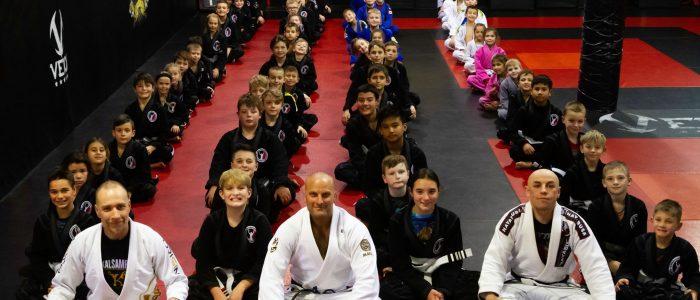 Kid's Jiu Jitsu