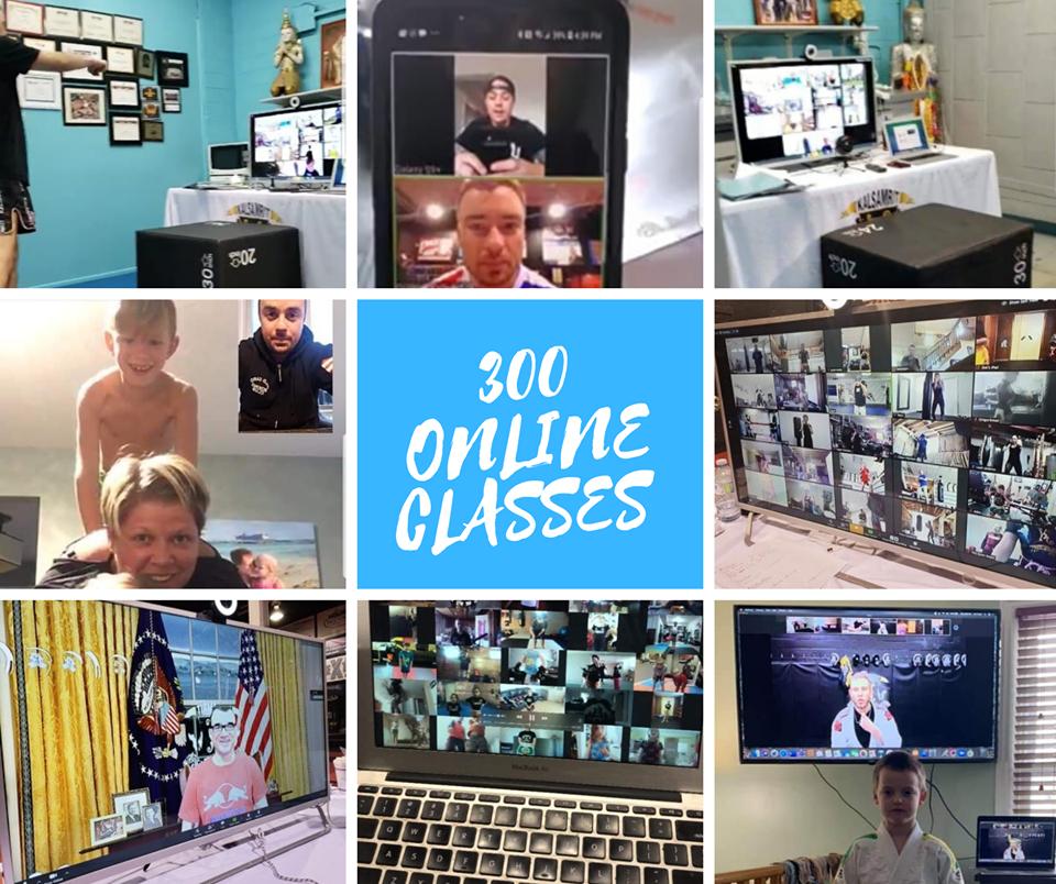 300 Online Classes