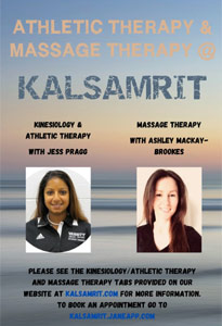 Athletic Therapy & Massage