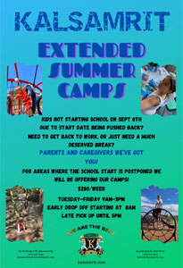 Summer Camp Extended